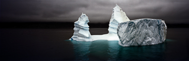 Camille Seaman, Grand Pinnacle Iceberg, 2006